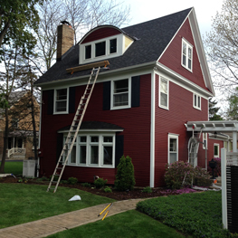 Ferndale Exterior Painting